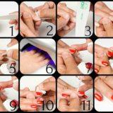 Как пользоваться шеллаком
