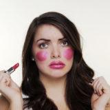 Ошибки домашнего макияжа